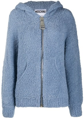 Moschino Teddy Hooded Jacket