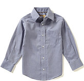 Class Club Gold Label Little Boys 2T-7 Denim Shirt