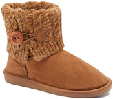 Camel Fold-Over Boot