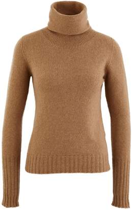 Roberto Collina Oversized roll neck jumper