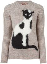 No.21 cat jumper