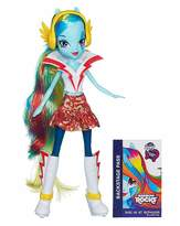 My Little Pony Equestria Rainbow Dash