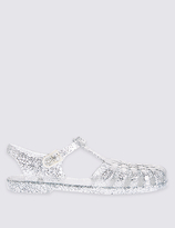 Marks and Spencer Kids' Glitter Sandals