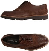Lumberjack Lace-up shoes - Item 11288860