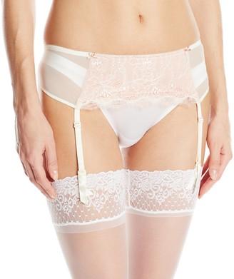 B.Tempt'd Women's B. Sultry Garter Belt - Multi - S Petite