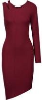 Kain Label Copa Asymmetric Strech-Modal Dress