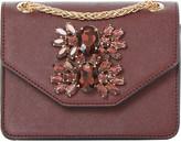 Dune Samia-micro jewelled shoulder bag