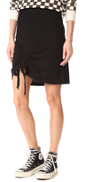 Wilt String Front Skirt