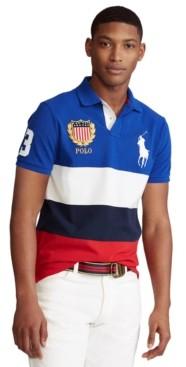 Polo Ralph Lauren Men's Big & Tall Mesh Polo