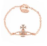 Vivienne Westwood Women's Mayfair Bas Relief Bracelet Crystal