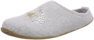 Living Kitzbühel Slipper with application Womens Open-Back Open Back Slippers
