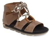 Sorel Women's 'Torpeda' Lace-Up Sandal