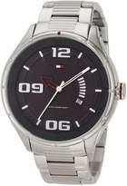 Tommy Hilfiger Men's Sport Stainless Steel Bracelet Watch 1790805