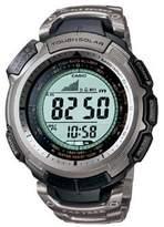 Casio Men's Pathfinder PRG110T-7V Titanium Quartz Watch with Dial