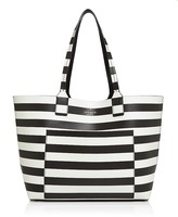 Kate Spade Jones Street Posey Striped Tote