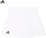 adidas White Club Tennis Skirt