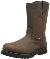 Skechers for Work Men's Relaxed-Fit Ruffneck Western Boot