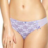 Jezebel Boudoir Lace Bikini Panty 63021 - Women's