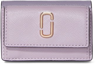 Marc Jacobs mini The Snapshot trifold wallet