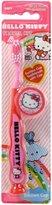 Dr Fresh Toothbrush Travel Kit - Hello Kitty (Pink)