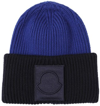 Moncler Wool Beanie W/patch
