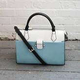 Burgoyne London Viviana Structured Tote Bag