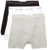 Calvin Klein Underwear Cotton Boxer Briefs (3 Pack)