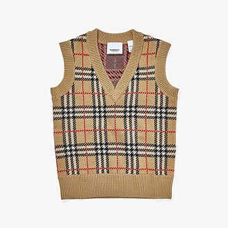 Burberry Mickenze Sweater (Little Kids/Big Kids)