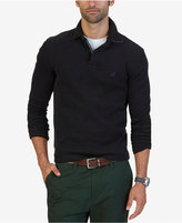 Nautica Men's Classic-Fit French Ribbed Polo