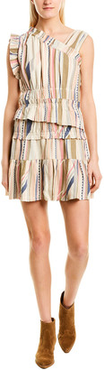 IRO Luren Southwest Mini Dress