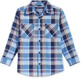 Tommy Hilfiger Kingsley Plaid Shirt, Big Boys (8-20)