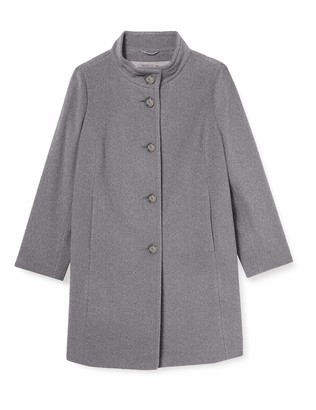 Gerry Weber Women's Mantel Wolle Trenchcoat
