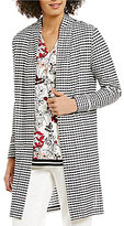 Preston & York Linda Long Sleeve Knit Cardigan
