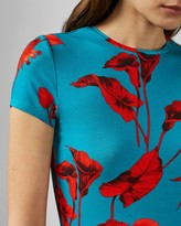 Ted Baker Fantasia Fitted T-shirt