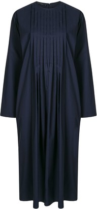 Sofie D'hoore Damsel pleated panel dress