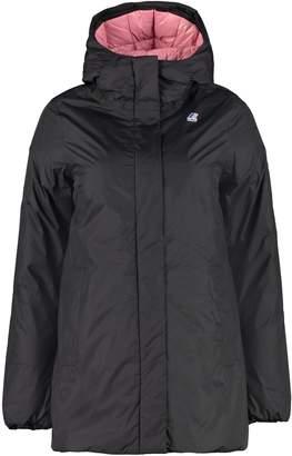 K-Way Sophie Hooded Puffer Jacket