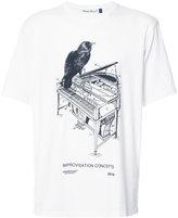 Undercover printed T-shirt - men - Cotton - 4
