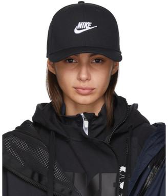 Nike Black Futura Snapback Cap