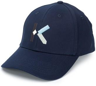 Kenzo Embroidered-Logo Baseball Cap