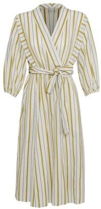 Forte Forte Belted long dress