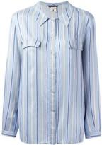 Giorgio Armani Pre Owned striped shirt