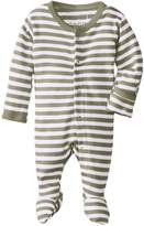 L'ovedbaby Unisex-Baby Organic Cotton Gloved Sleeve Footed Overall