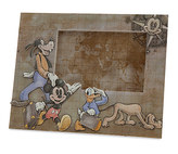 Disney Mickey Mouse and Friends Travel Photo Frame - 4'' x 6''