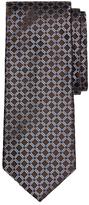 Brooks Brothers Four-Dot Windowpane Tie