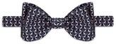 Thomas Pink Monkey Print Bow Tie