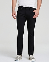 Naked & Famous Denim Jeans - Superskinny Guy Power Stretch Super Slim Fit in Black
