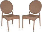 Asstd National Brand Henson 2-pk. Outdoor Stacking Patio Chairs