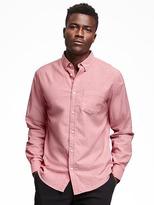Old Navy Slim-Fit Stretch Oxford Shirt for Men