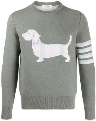 Thom Browne Hector icon jumper