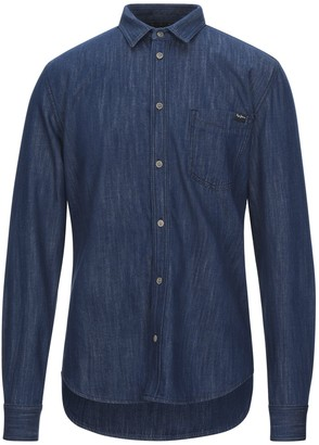 Tru Blu By Pepe Jeans TRU-BLU by PEPE JEANS Denim shirts